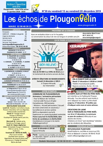 Bulletin 39