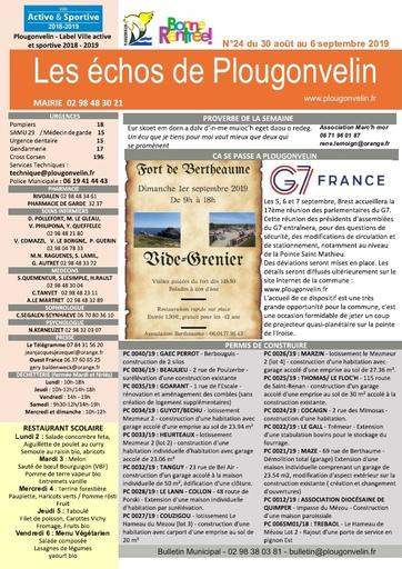 Bulletin 24 2019
