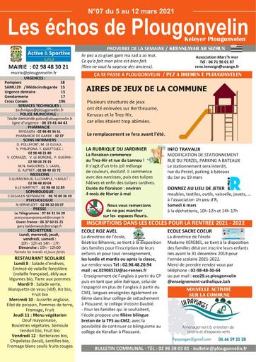 Bulletin 07