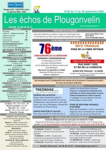 Bulletin 26