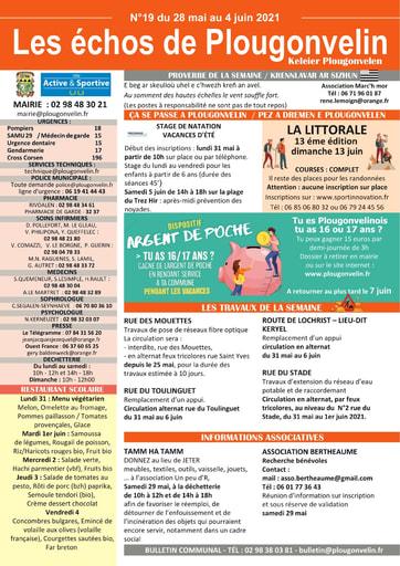 Bulletin 19
