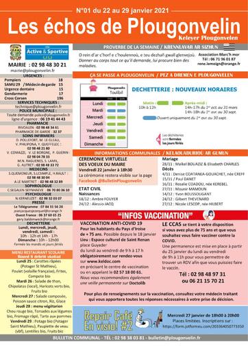 Bulletin 01