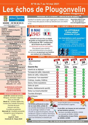 Bulletin 16