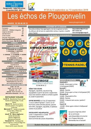 Bulletin 25 2019