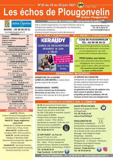 Bulletin 22