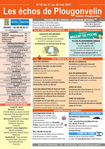Bulletin 18